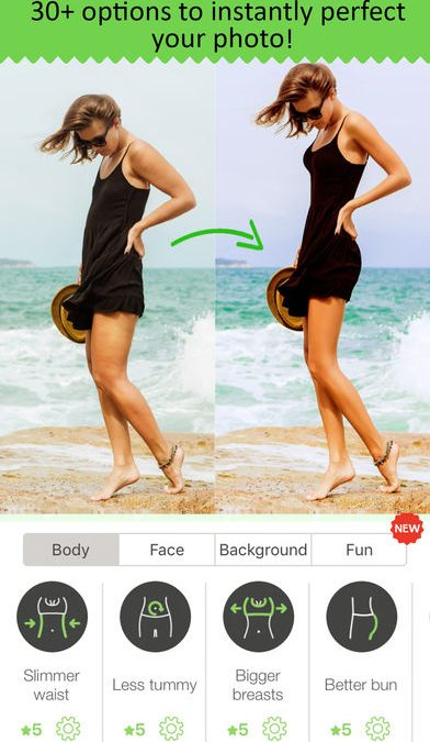 Most Popular Features Of Retouch Me App