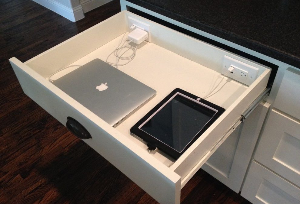 How To Use Cabinet Drawers As Storage Devices