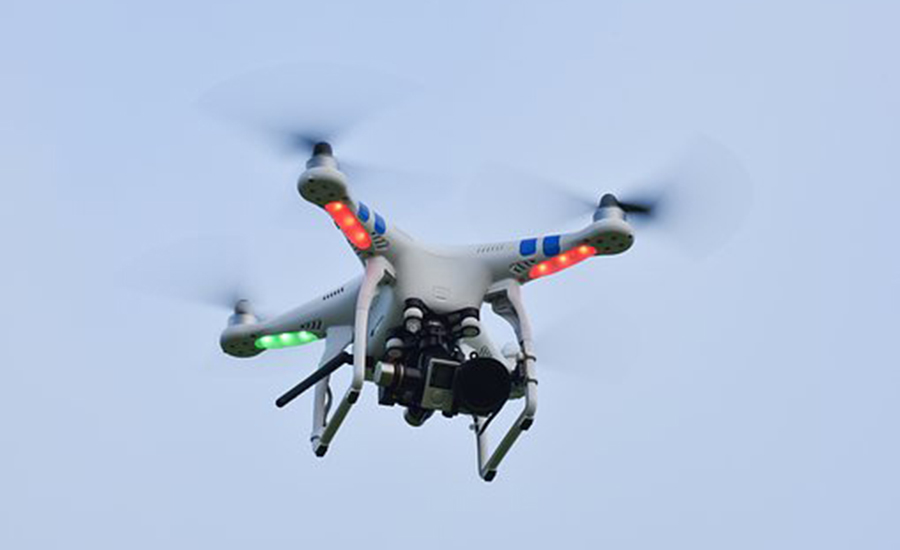automated drones