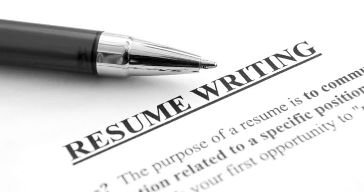 A Good Resume Is The Key To Getting A Good Job