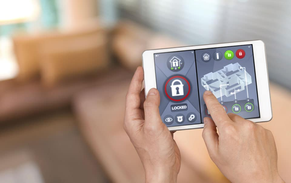 Five Tips For Smart Home Security