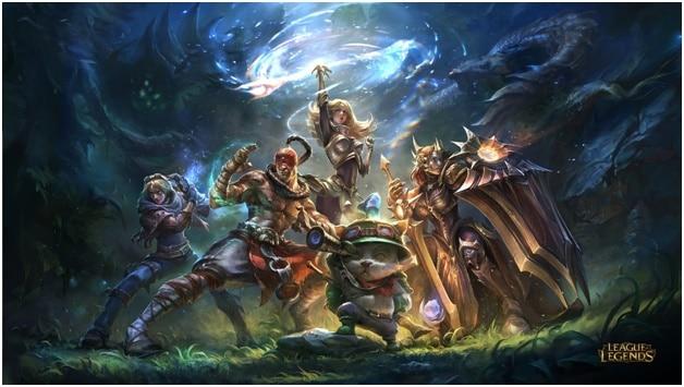 Top 4 League Of Legends Players You Should Follow