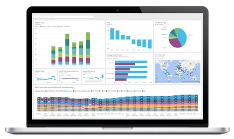 Business Intelligence And Data Visualization