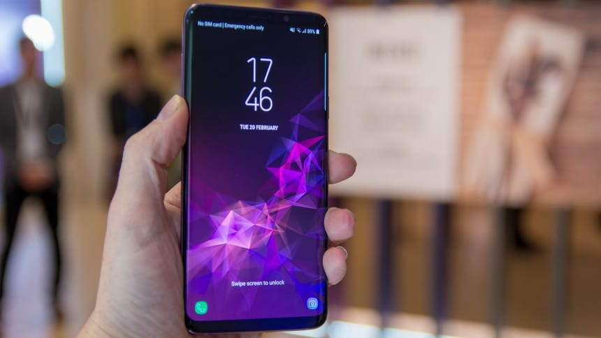 How To Unlock Your Samsung Galaxy S9 Smartphone
