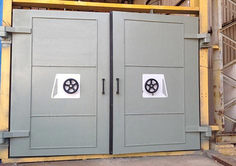 Why You Should Upgrade Your Business Security With Blast Doors