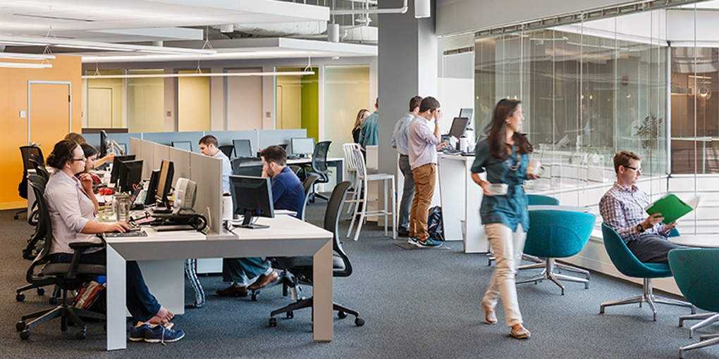 5 Questions To Consider When Finding An Office Space