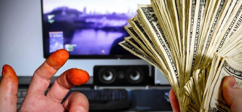 Image result for online games money