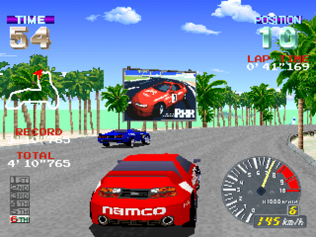 6 Outstanding Arcade-Style Racers