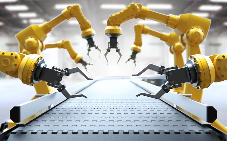 Manufacturing Robots – Advantages And Disadvantages Of Automating With Manufacturing Robots