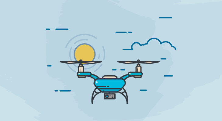 How Drones Are Being Used By Businesses