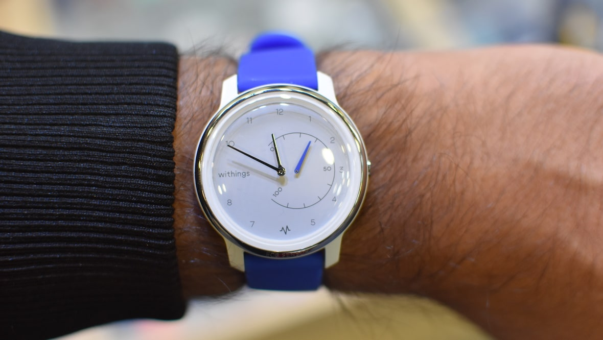Will Withings Move Revolutionise The Cost Of Wearables?