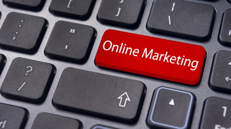 What Is Involved In Online Marketing