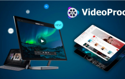 GoPro Studio SUBSTITUTE — Try VideoProc to easily edit GoPro 4K videos