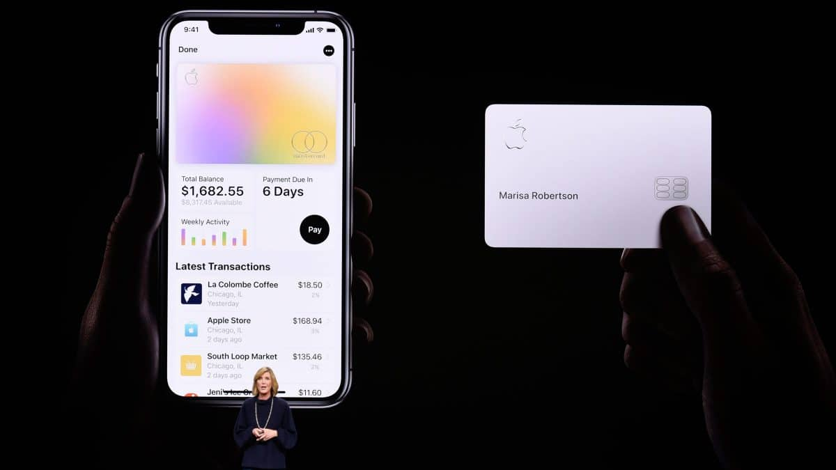Apple Releasing Credit Card With Major Company Update