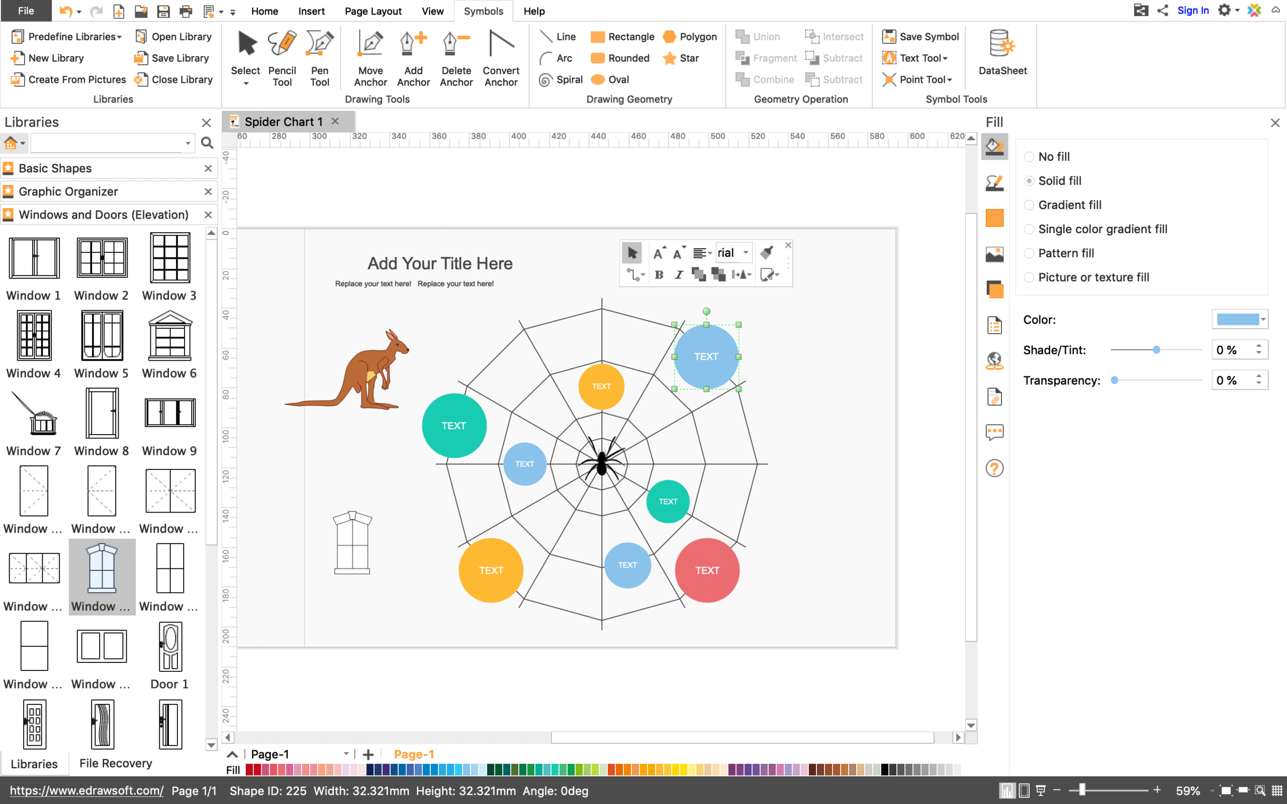 A Simple Yet Powerful Diagram Maker For Professional Needs