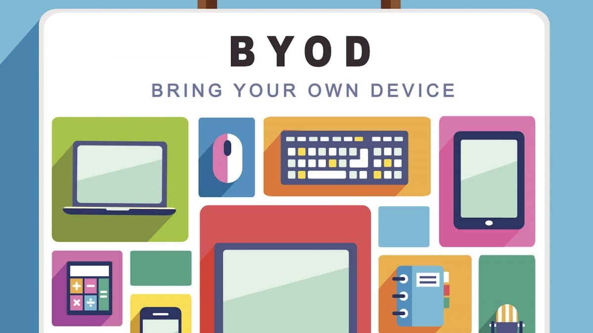 5 Ways BYOD Improves Productivity At The Workplace