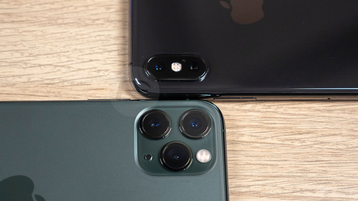 The Difference Between Apple iPhone 11 Pro and iPhone XS's Camera and Night Mode.