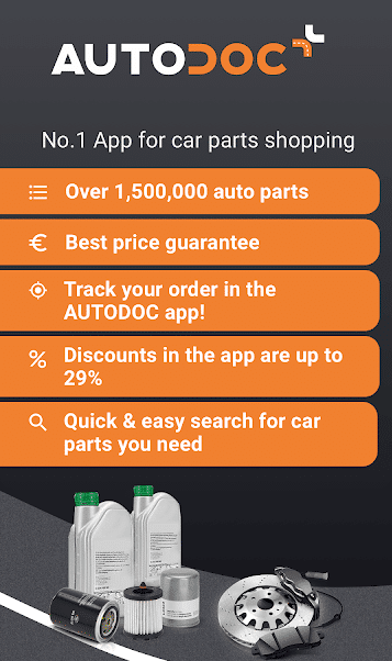 AUTODOC: Your Ultimate Car Parts App
