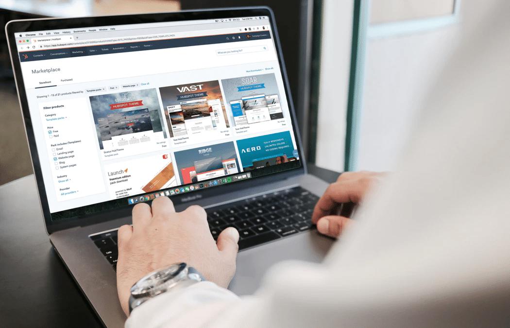 Website Design Becoming Less Original Over Time