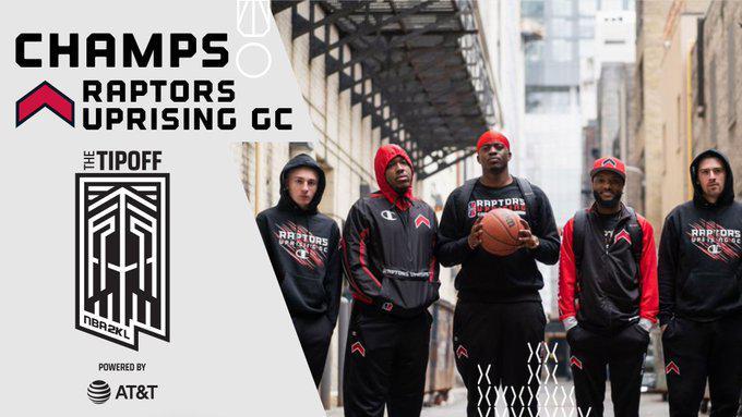 Virtual Raptors Headed For NBA 2K Title?