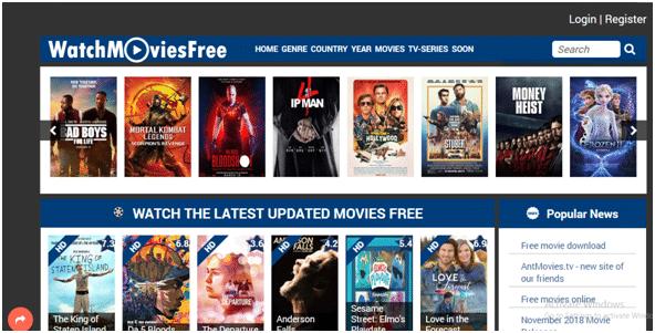 SolarMovie – 18 Best Sites to Watch Free Movies Online in 2021