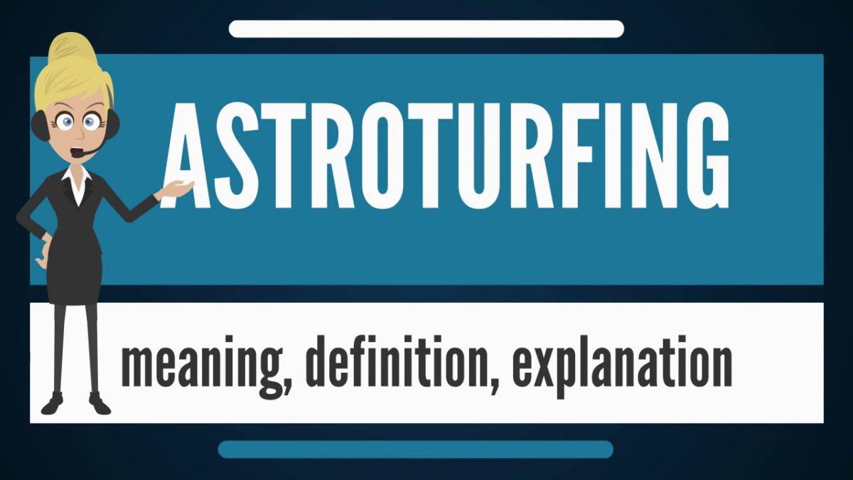 Marketing Astroturfing Online