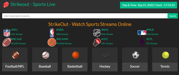 23 Stream2Watch Alternatives For Watching Sports Online in 2021