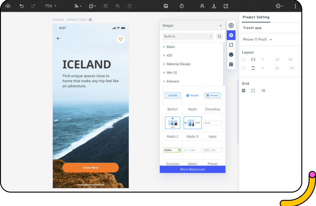 How To Prototype a Sketch UI/UX Design Online