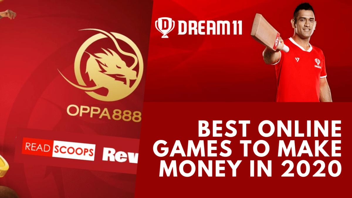 Best Online Games to Make Money in 2020
