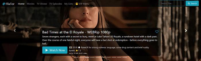 15 YesMovies Alternatives to Watch Movies Online in 2020
