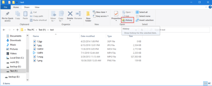 4 Ways To Recover Deleted Files In Windows