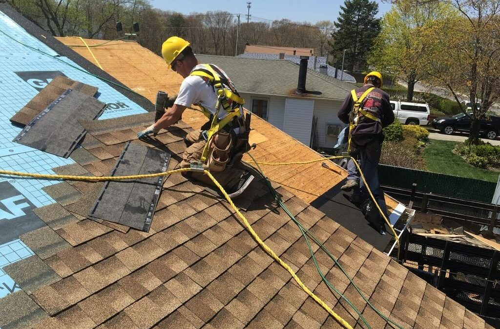Should Your Business Replace or Repair the Roof This Year?