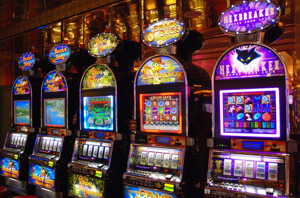 Most Popular Slot Games in the US