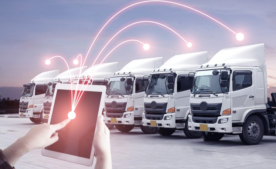 Basic Features of Fleet Management Systems