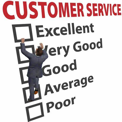 Aspects of Good Customer Service