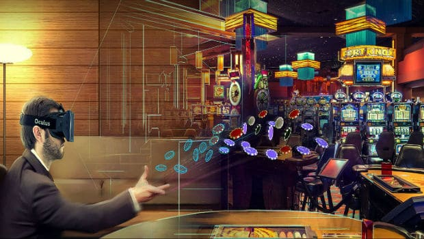 How Virtual Reality Could Shape The Gambling Industry in 2021