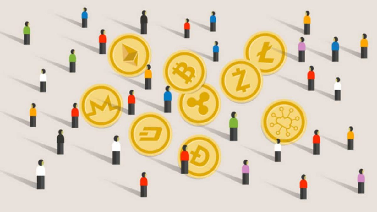 Top Five Places to Exchange Cryptocurrency