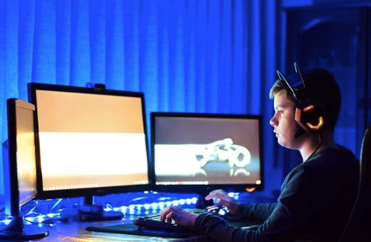 Online Gaming is Helping People Cope With Lock Down Mental Stress