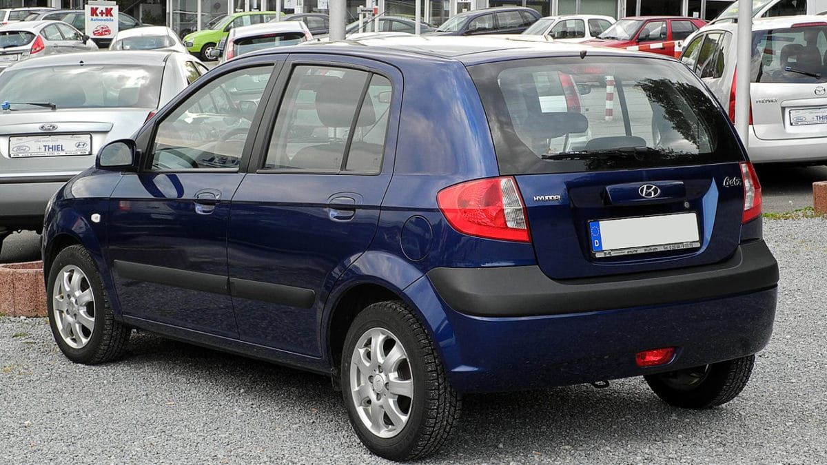 Hyundai Getz: 5 Problems You Need To Know Before Buying