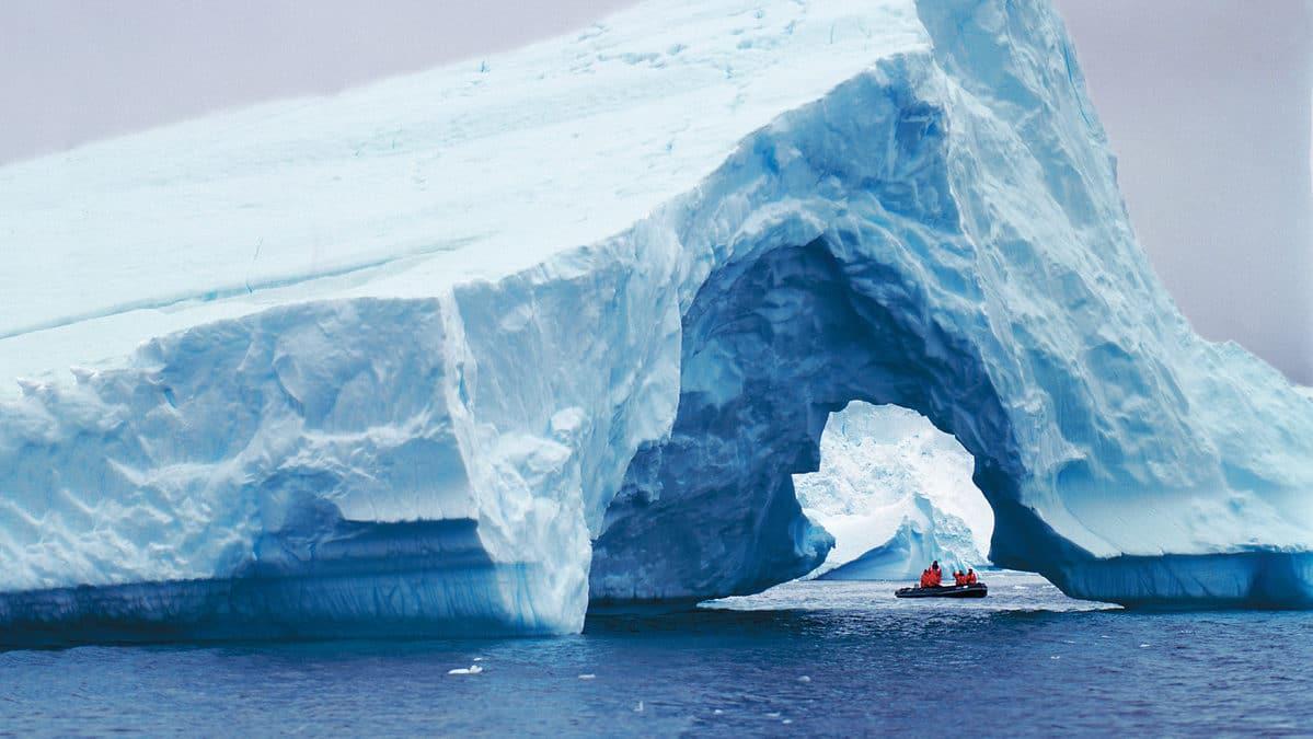 Discover South America & Antarctica