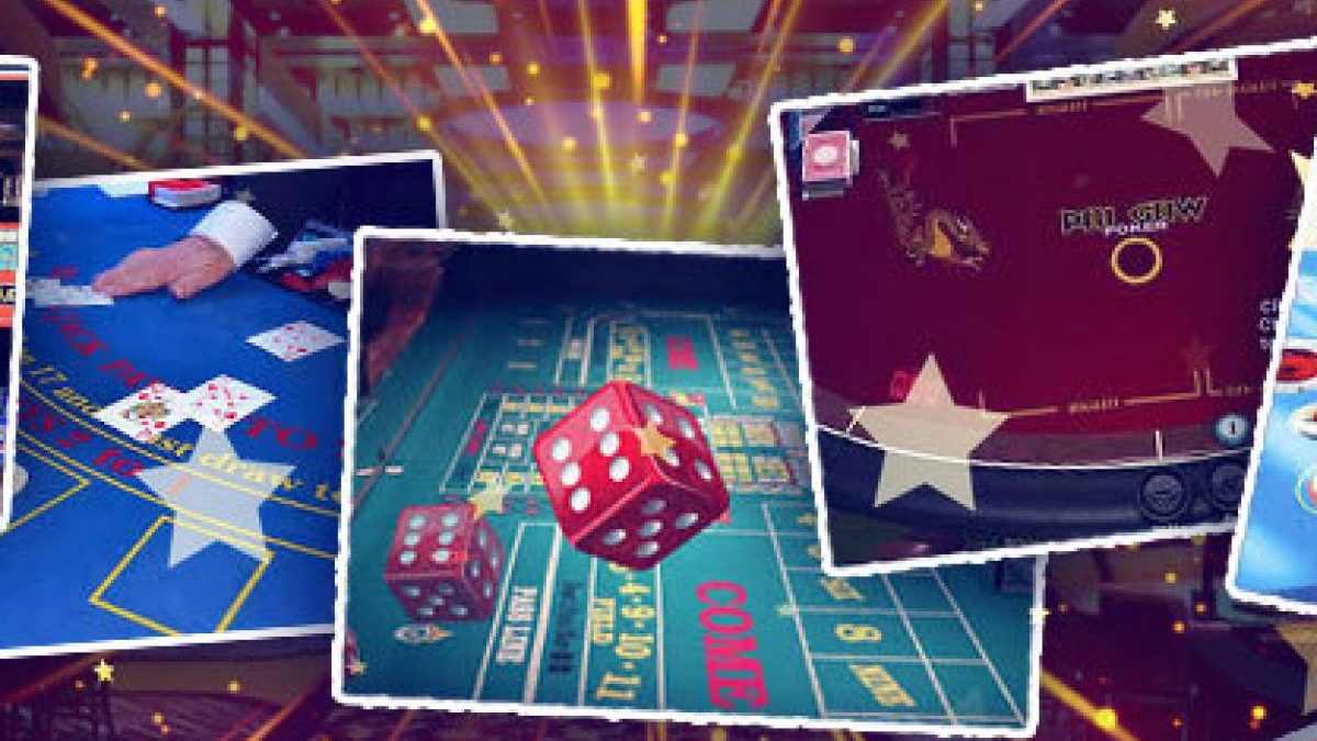 Top-12 Must-Play Casino Games
