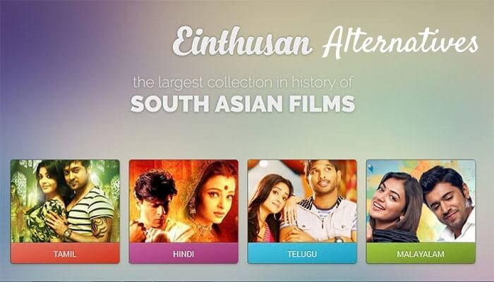17 Einthusan Alternatives To Stream Free Movies in 2021