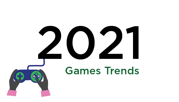 The Hottest Online Gaming Trends for 2021