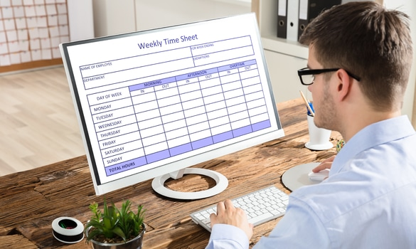 How Can a Secure Timesheets App Prevent Timesheet Fraud