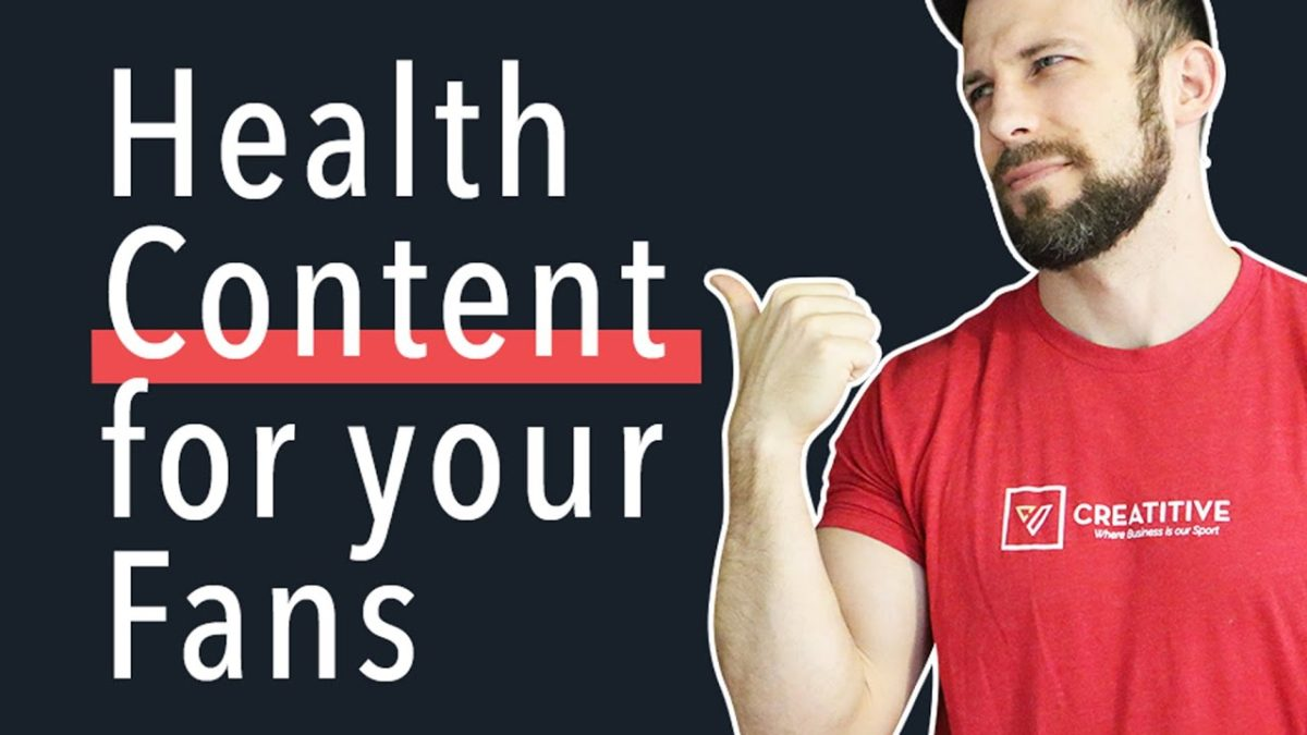 7 Things Viewers Want To See On Your Health & Wellness Social Media Page
