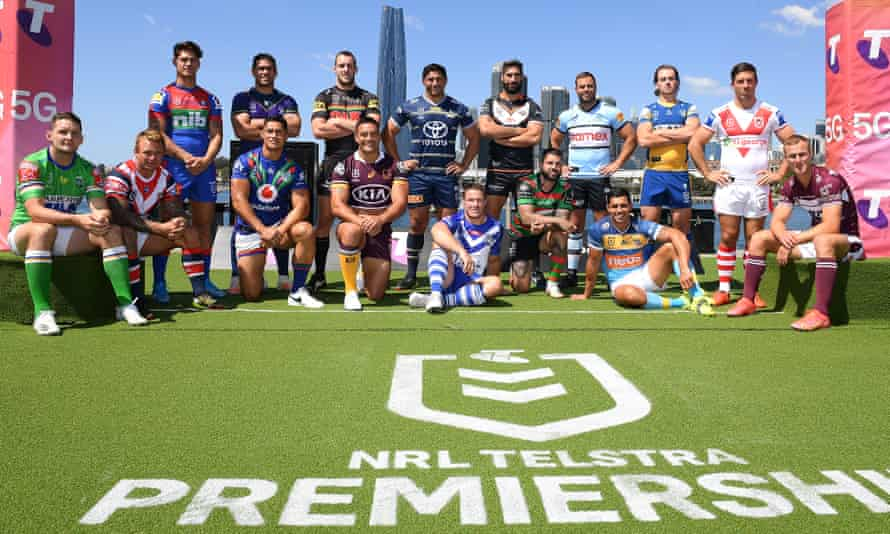 Most Successful NRL Teams In The Last 20 Years