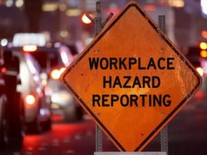 Reporting of Unsafe Conditions