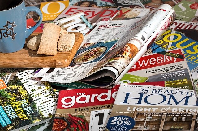 Printing Magazines? 6 Things You Should Consider
