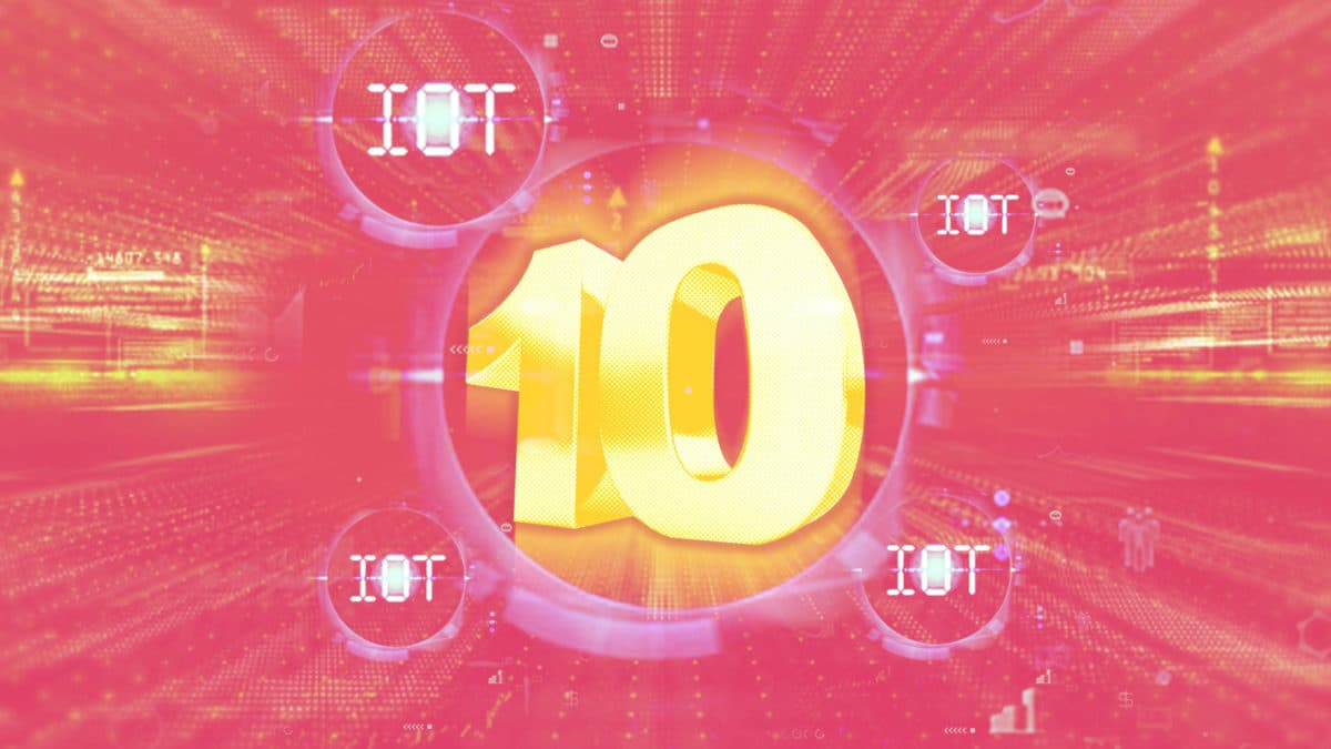10 Best IoT Development Tools and Technologies in 2021