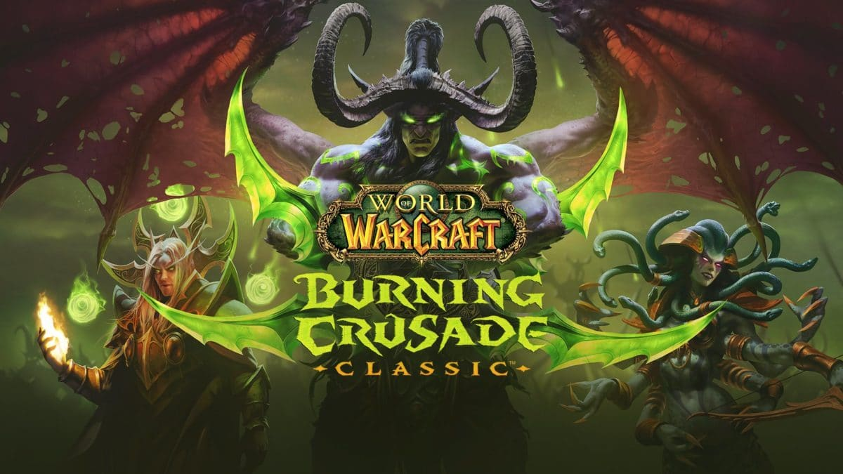 WOW Tbc Classic: Blizzard Reduced The Price Of Wow Classic Character Clone To $15